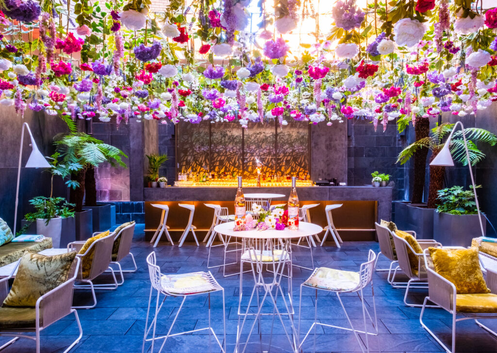 The Secret Garden at South Place Hotel