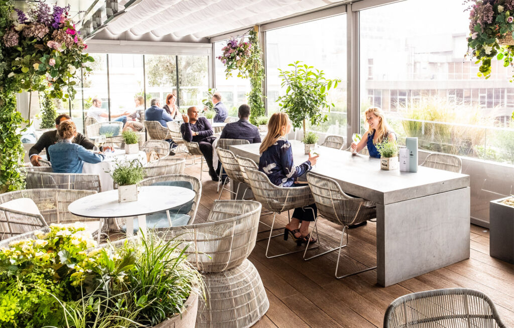 Angling And Chopping At London's South Place Hotel