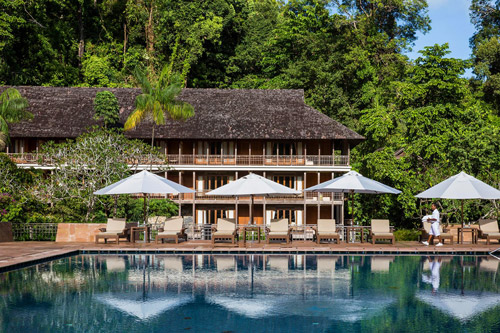 Luxurious Magazine review of the Datai luxury resort in Langkawi in Malaysia