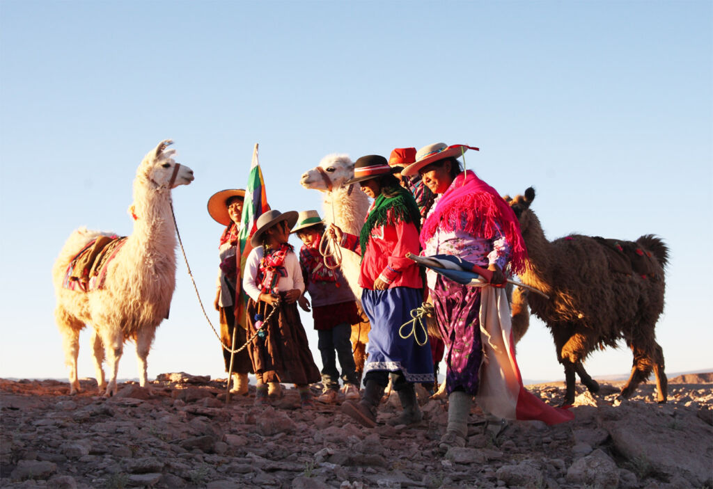 The best way to enjoy the beauty of Chile is through the eyes of the native people