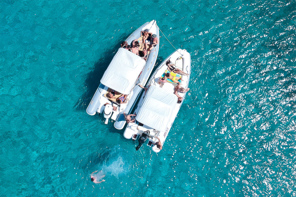 Shhh… Click&Boat Reveals The Secret Late Summer Destinations You Can Only Get To By Boat