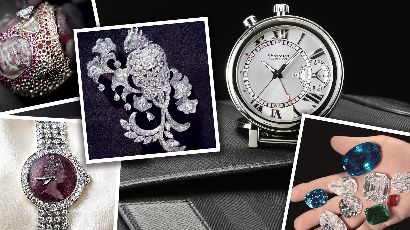 Luxurious Magazine news and articles on jewellery and watches