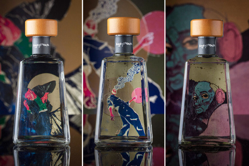 1800Tequila Limited Edition Bottles Kojey Radical