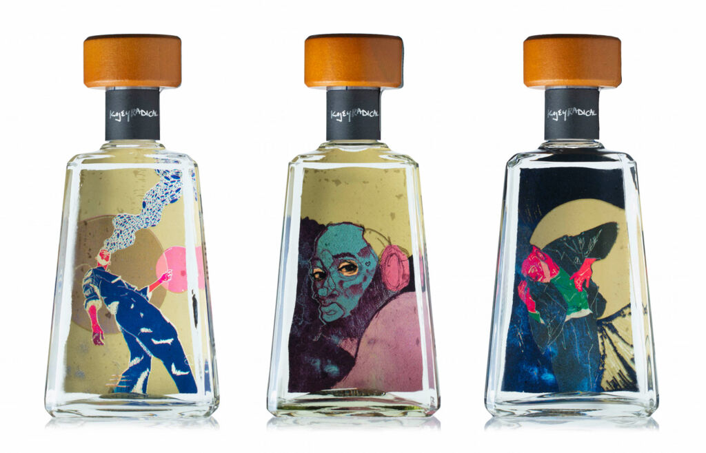 Limited Edition Tequila Bottles Designed By Kojey Radical