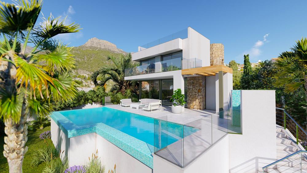 El Tossal, Alicante, Spain available via Seasun Property