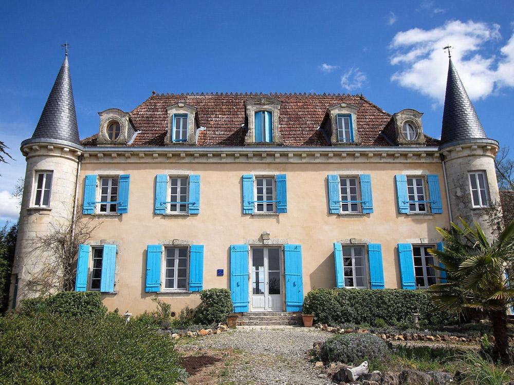 Beaux Villa Dordogne, France