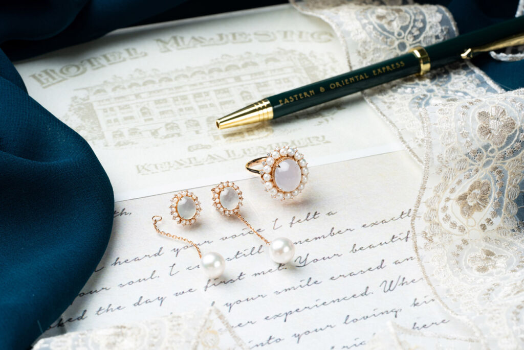 Exploring the Choo Yilin and YTL Hotels Vintage Honeymoon Jewellery Collection 8