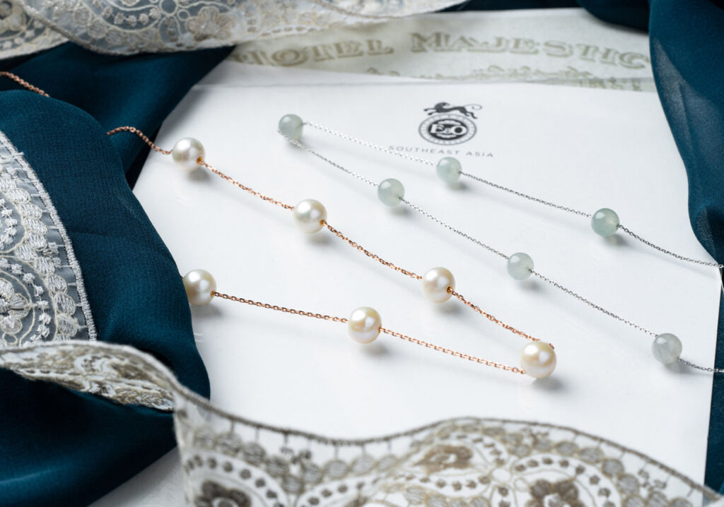 Exploring the Choo Yilin and YTL Hotels Vintage Honeymoon Jewellery Collection 6