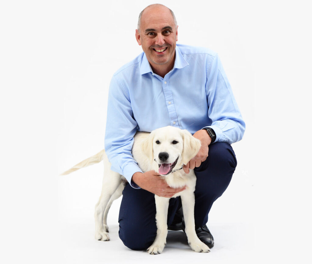 David Wilson Homes Announce £50k Partnership with Dog Charity Canine Partners 2