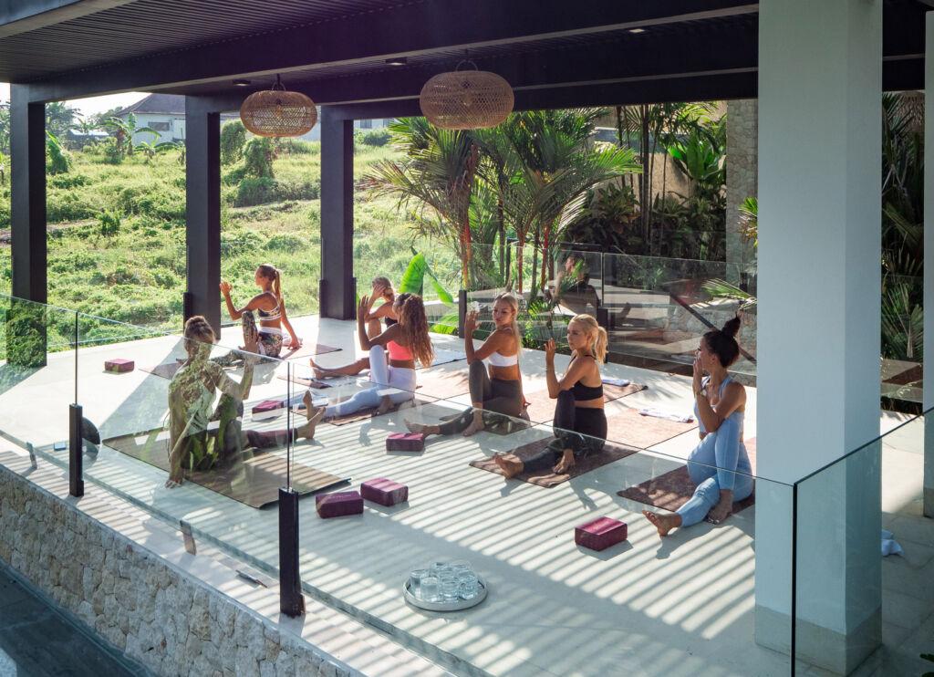 Yoga at Escape Ritual