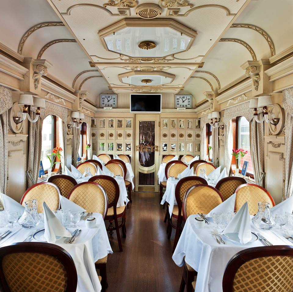 Golden Eagle Luxury Trains Celebrates 30 Years of Operation 5