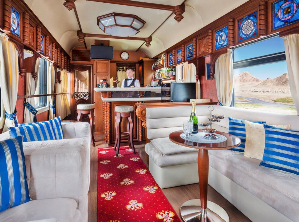 Golden Eagle Luxury Trains Celebrates 30 Years of Operation 6