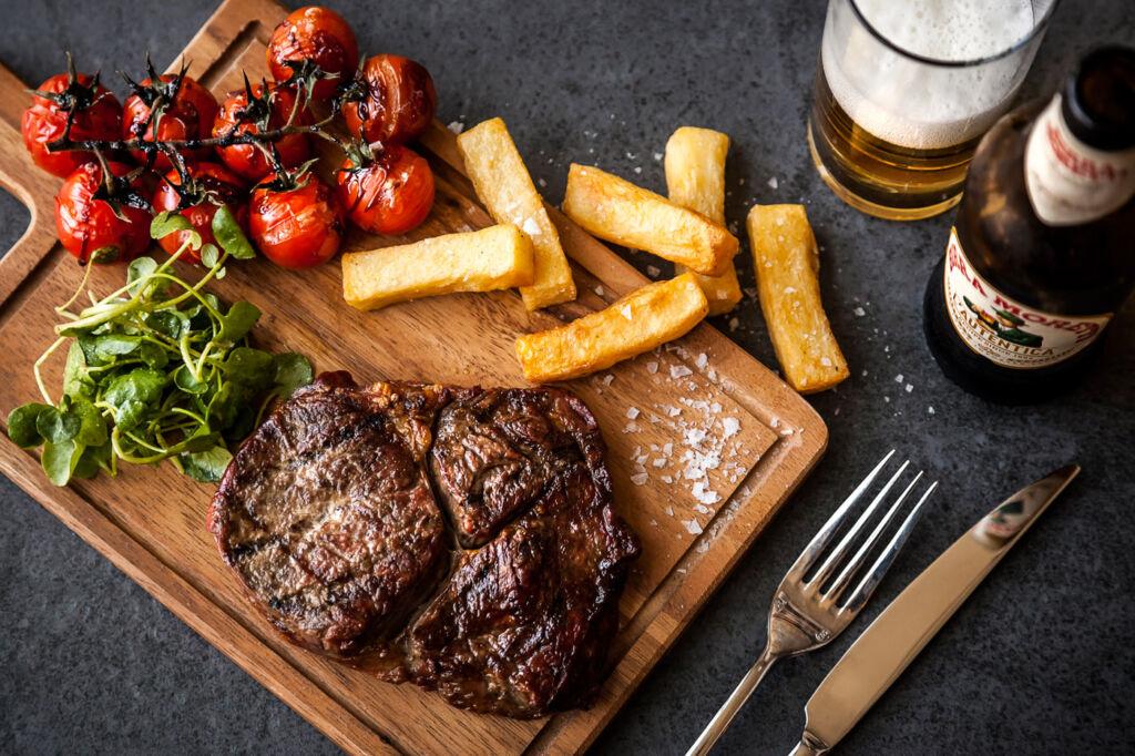 The Langdale Estate Stove Steak.