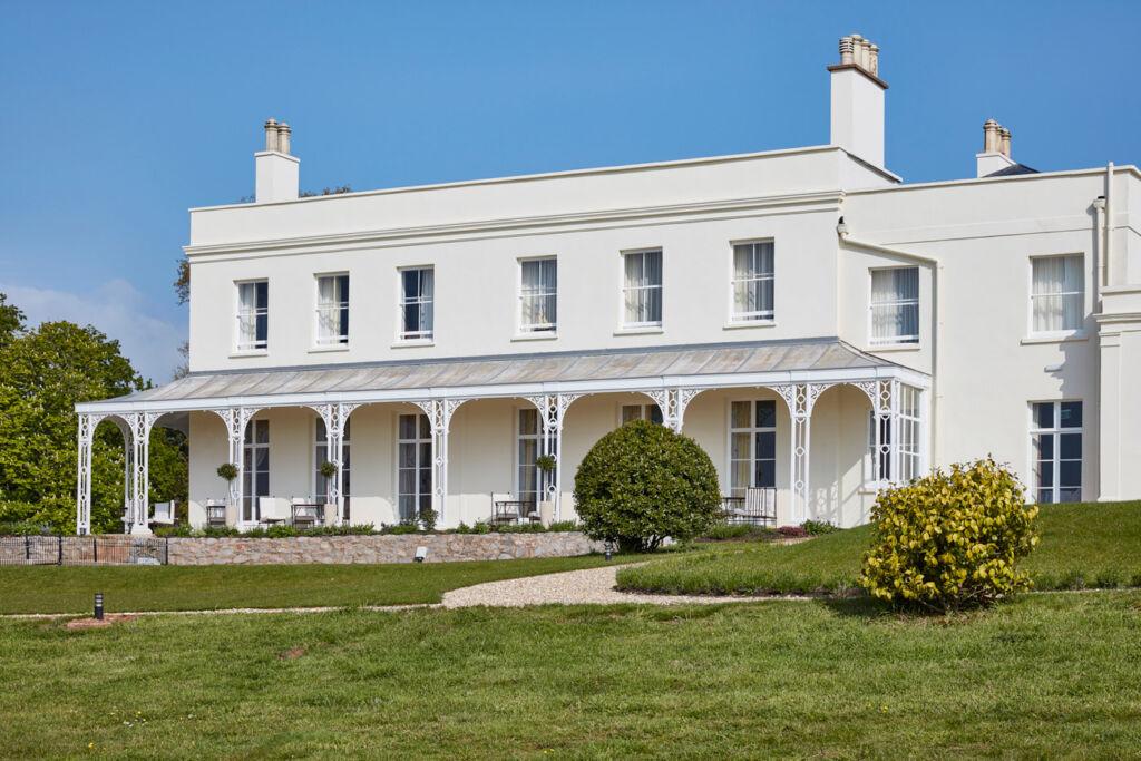 Lympstone Manor, Devon