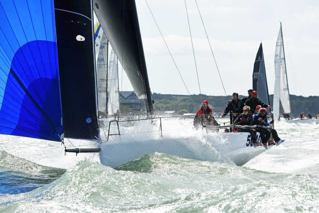 UK Melges IC37 Class Cements its Commitment to the Melges IC37 Class Rule 2