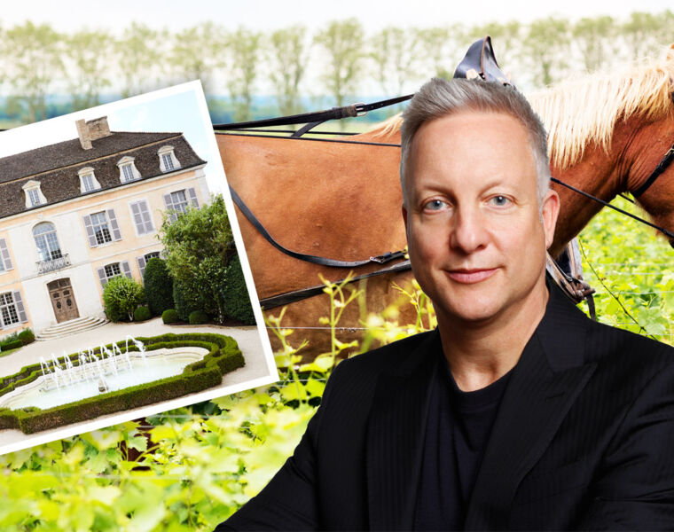 Luxurious Magazine Interview With Michael Baum, CEO Of Château De Pommard