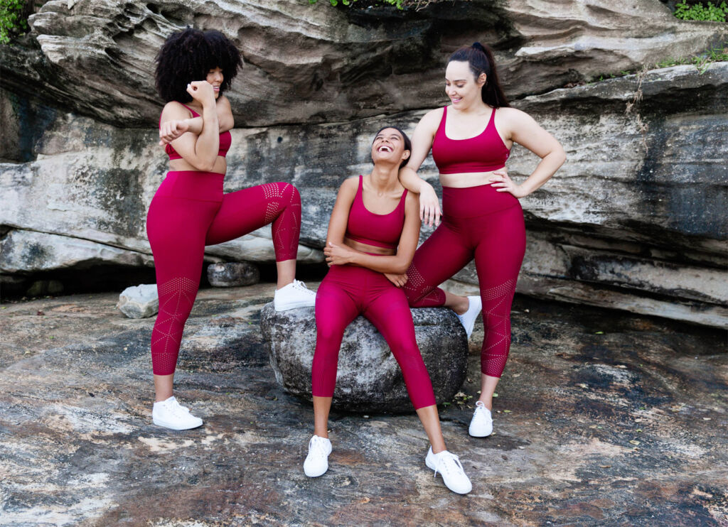 Eco-Friendly Activewear Brand Nimble Launches In The UK