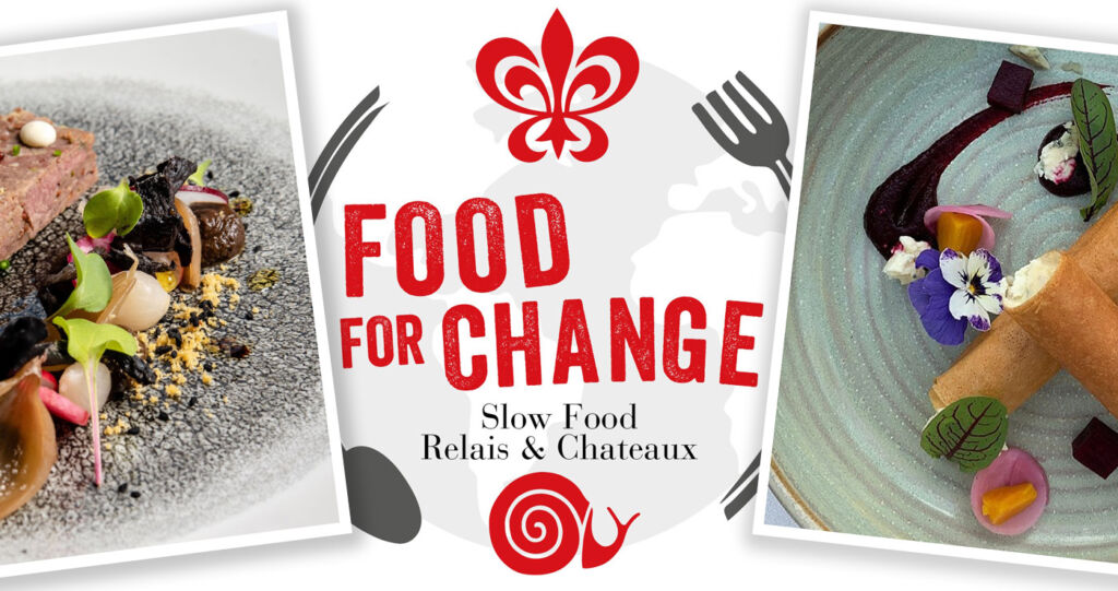 Relais & Châteaux Launches Menus Worldwide to Promote Clean and Fair Food