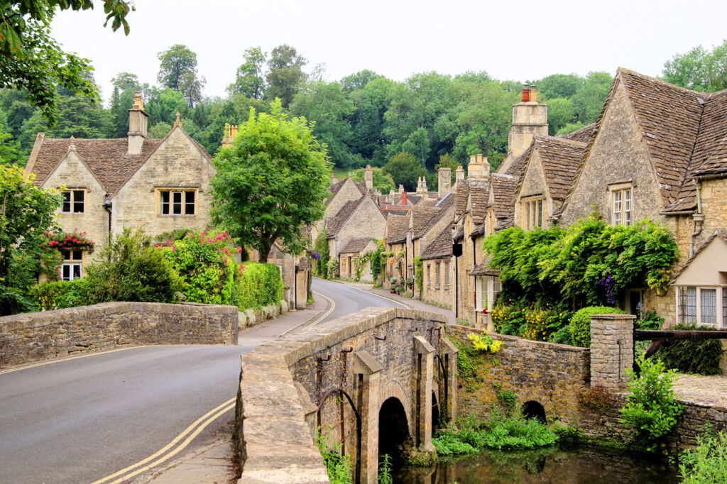 The Cotswolds.
