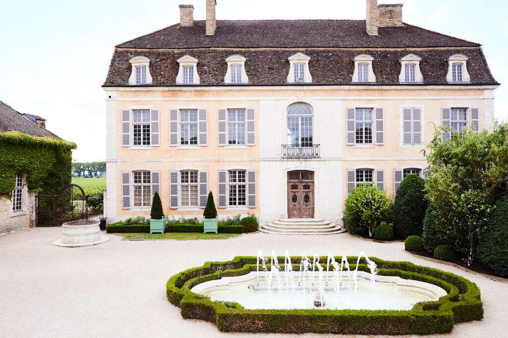 The Château de Pommard