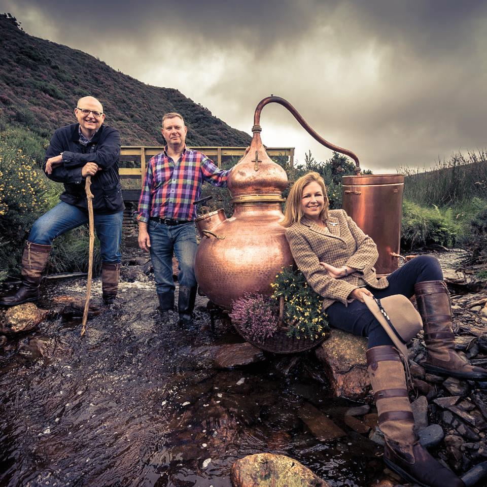 Fynoderee Distillery on the Isle of Man.