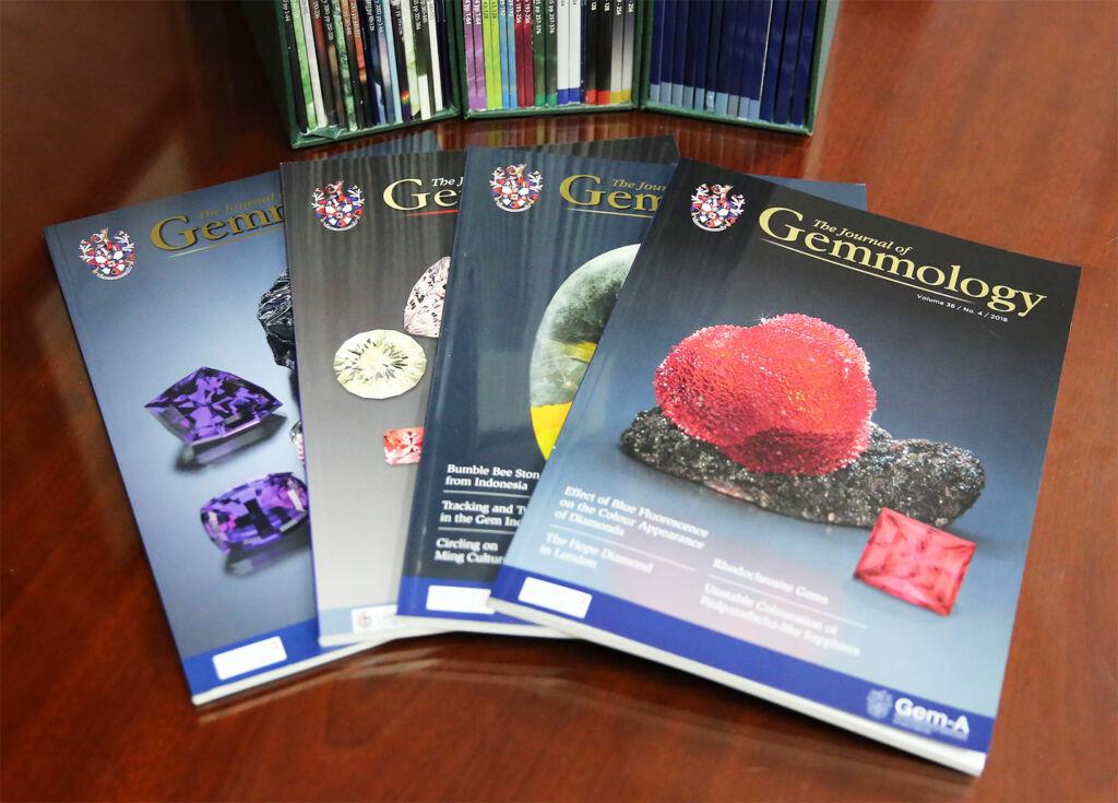 The Journal of Gemmology
