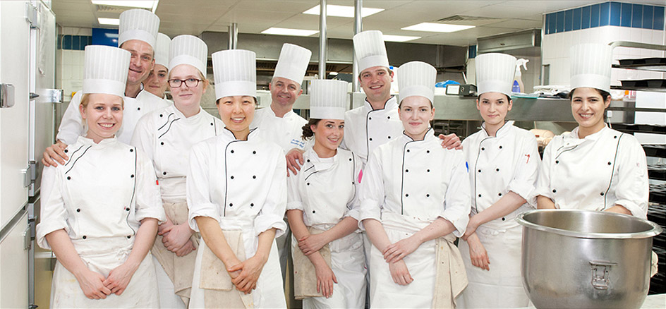 Young Chefs at Young Chef Young Waiter competition