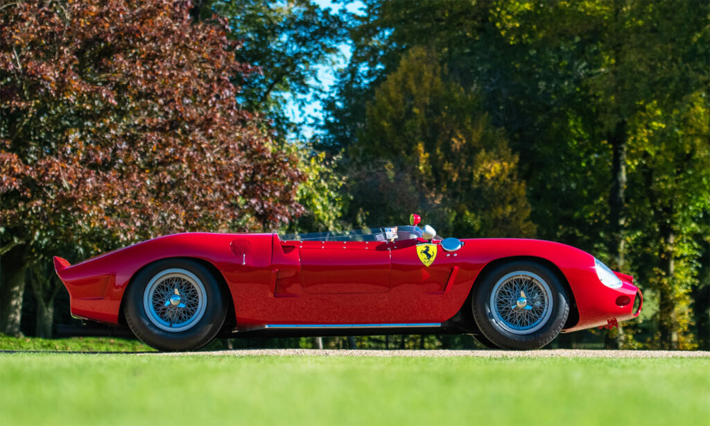 Auto Royale Shark Nose Ferrari 196 SP