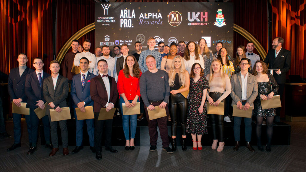 John Torode Presents the Young Chef Young Waiter Awards