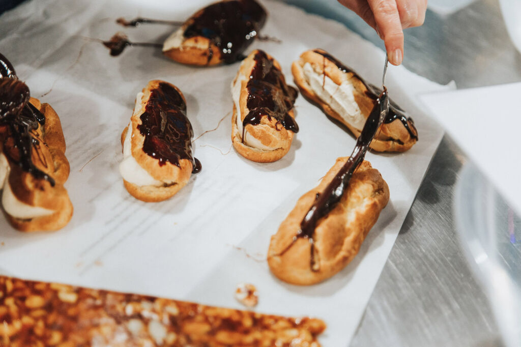 Bake With A Legend – London's Most Exclusive Baking Class 9