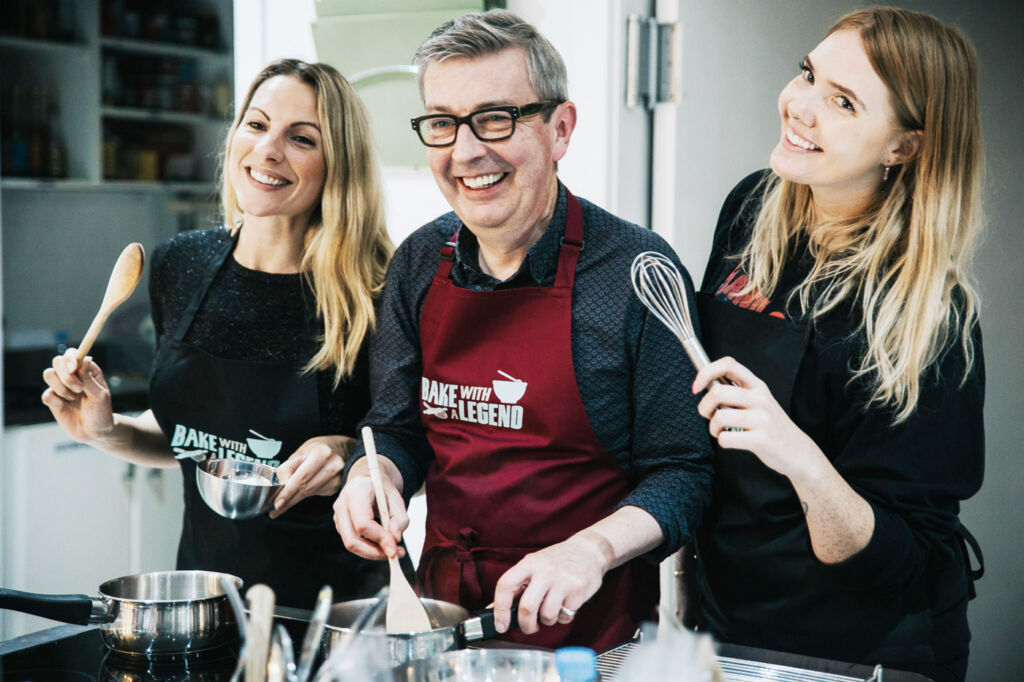 Bake With A Legend – London's Most Exclusive Baking Class 11