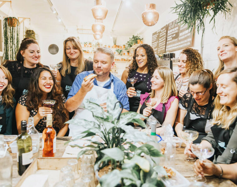 Bake With A Legend – London's Most Exclusive Baking Class