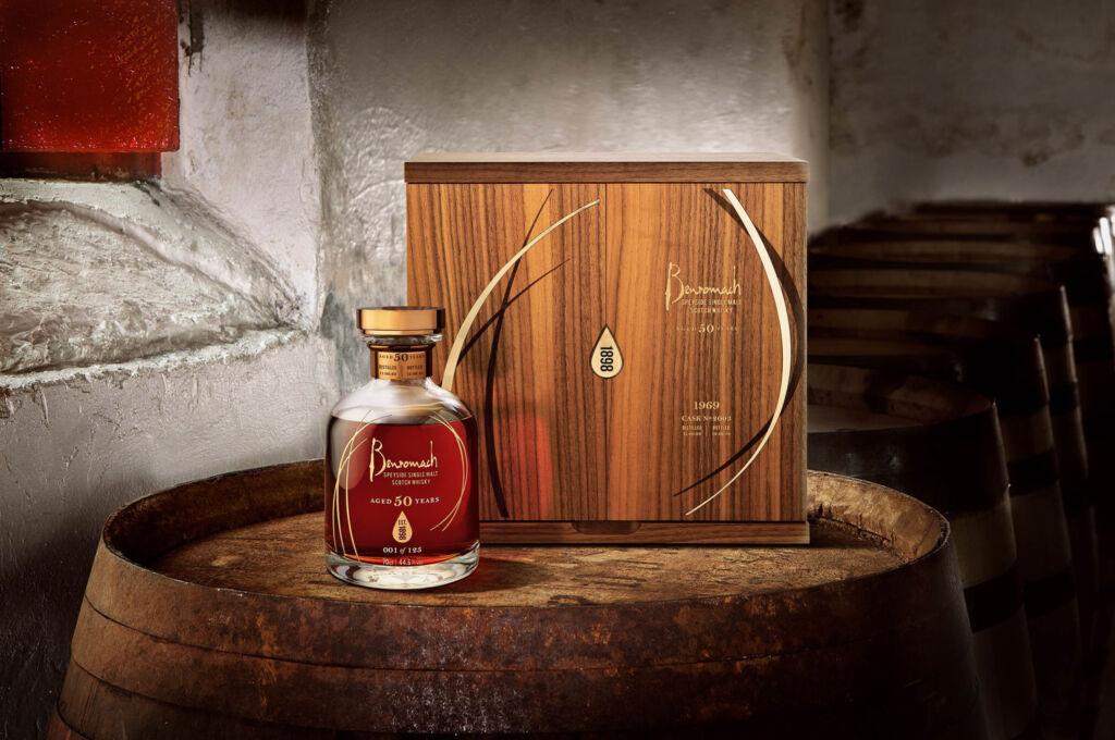 Benromach Distillery Unveils One Of Its Rarest Single Cask Whiskies