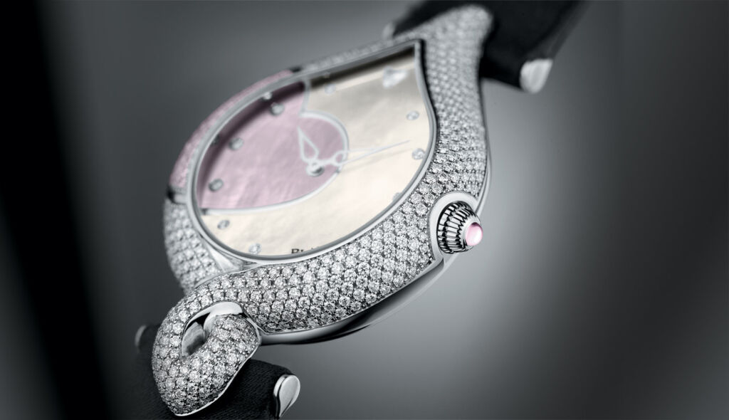 Blancpain Million and One Nights White Gold and Diamond Encrusted Timepiece 2