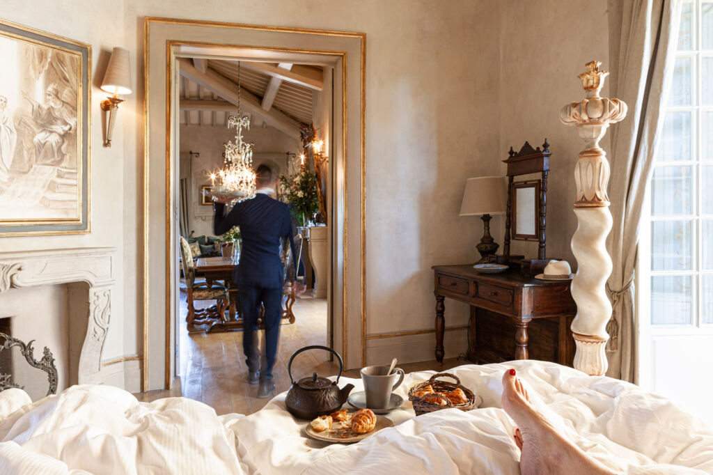 A luxurious and personal attention to detail at Borgo Santo Pietro