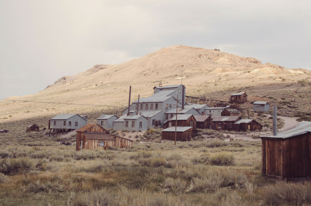 Bodie, California One of the Best-Preserved Ghost Towns in the US 3