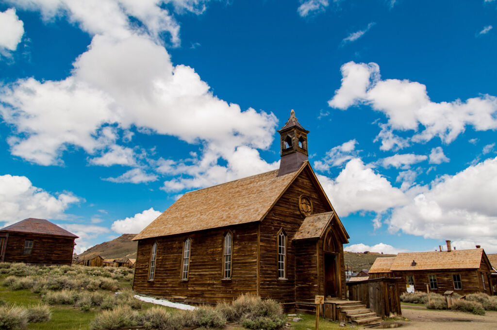 Bodie, California One of the Best-Preserved Ghost Towns in the US 4