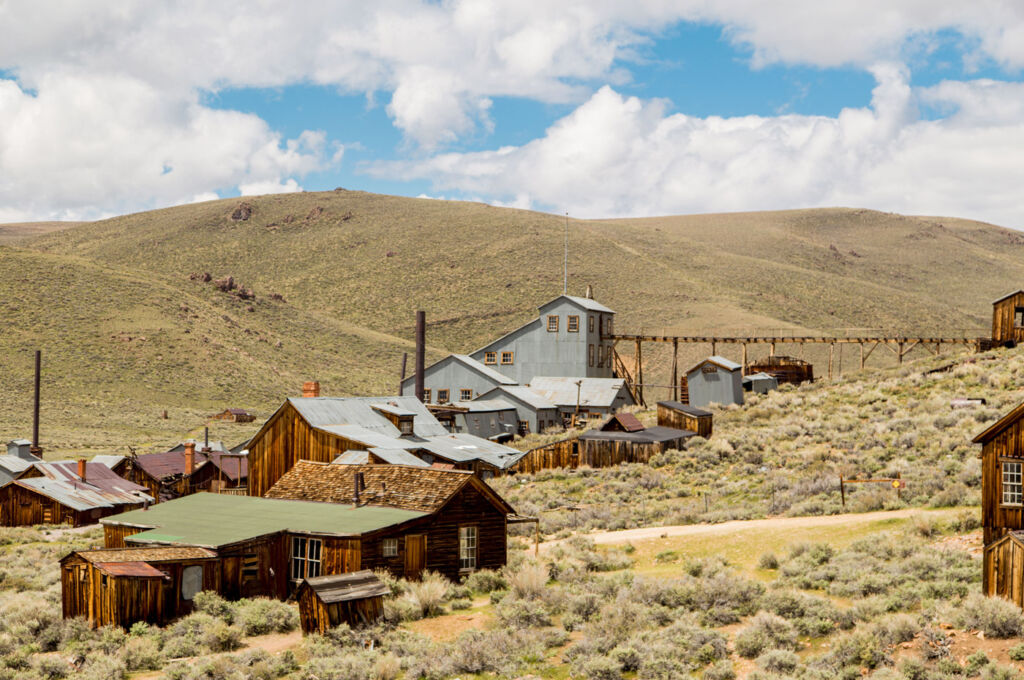 Bodie, California One of the Best-Preserved Ghost Towns in the US 6