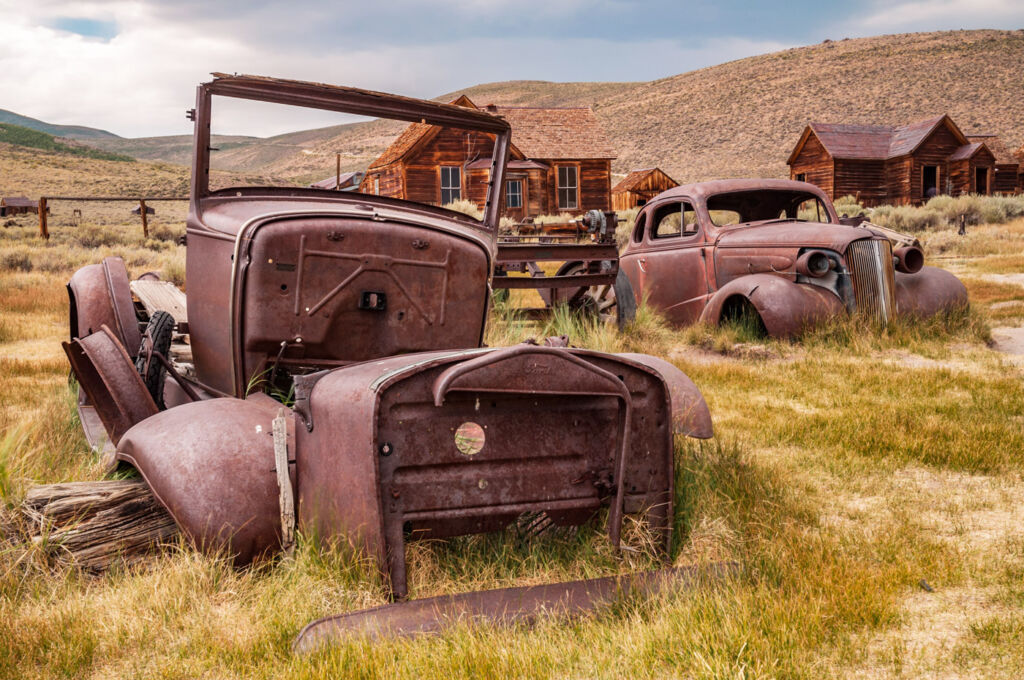 Bodie, California One of the Best-Preserved Ghost Towns in the US 8
