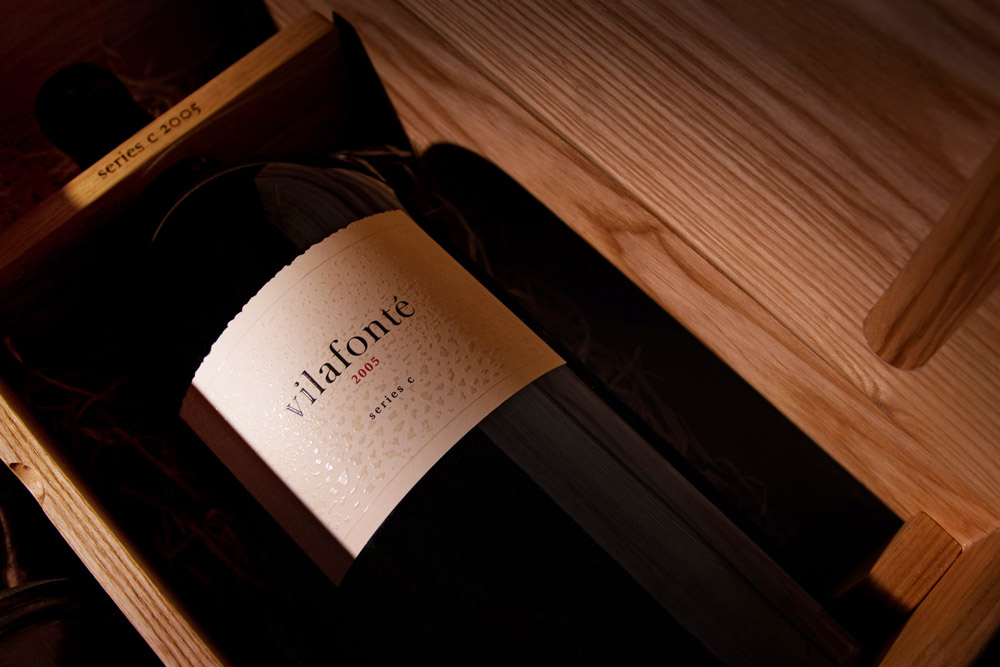 Vilafonte at the Cape Fine & Rare Wine Auction