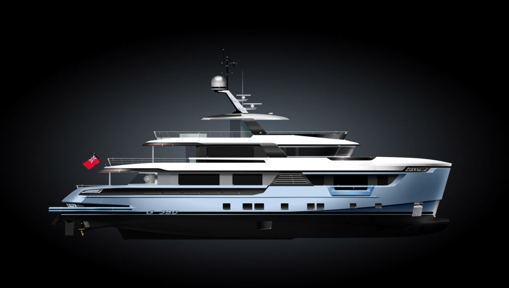 Dynamiq Unveils the Four Yachts Making up its Global Explorer Range 4