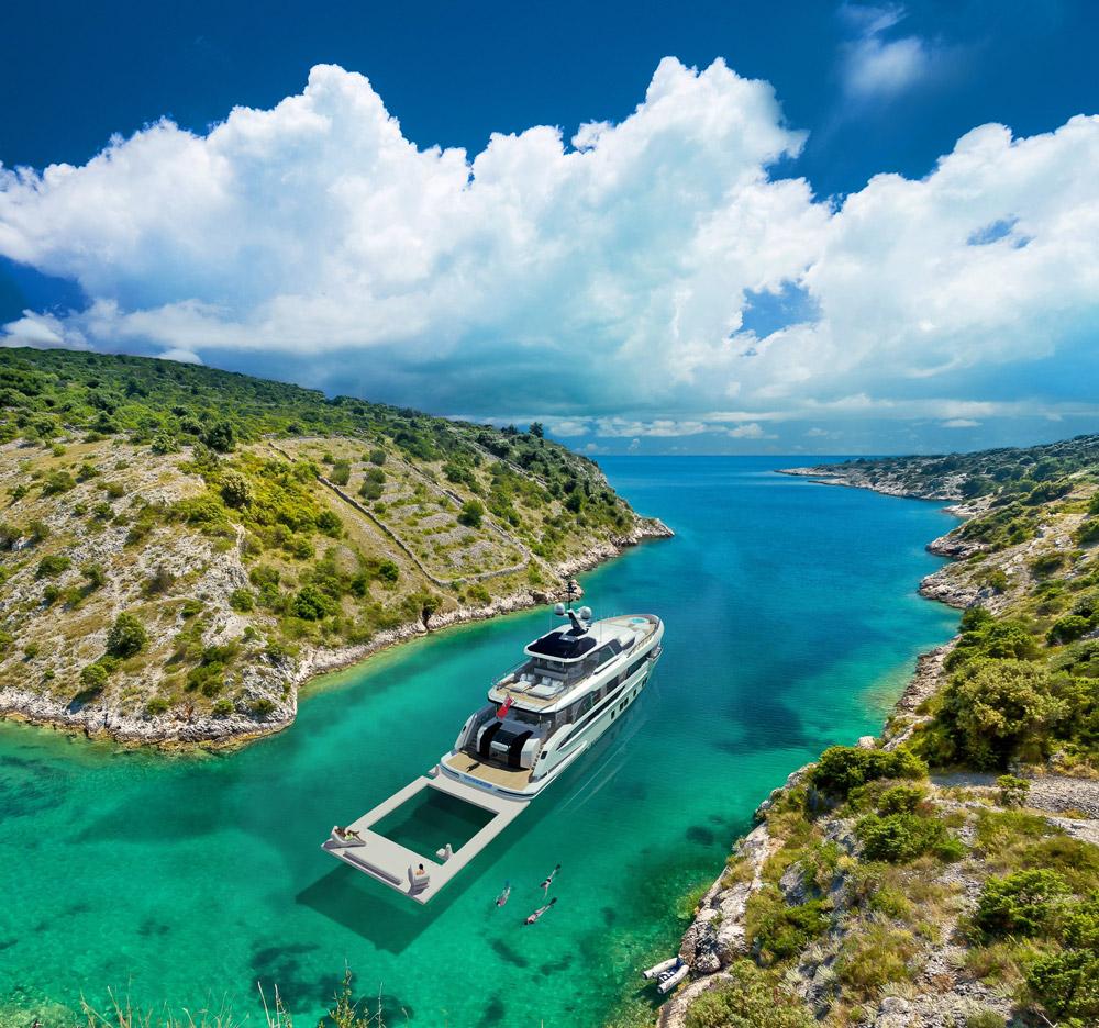 Dynamiq Unveils the Four Yachts Making up its Global Explorer Range