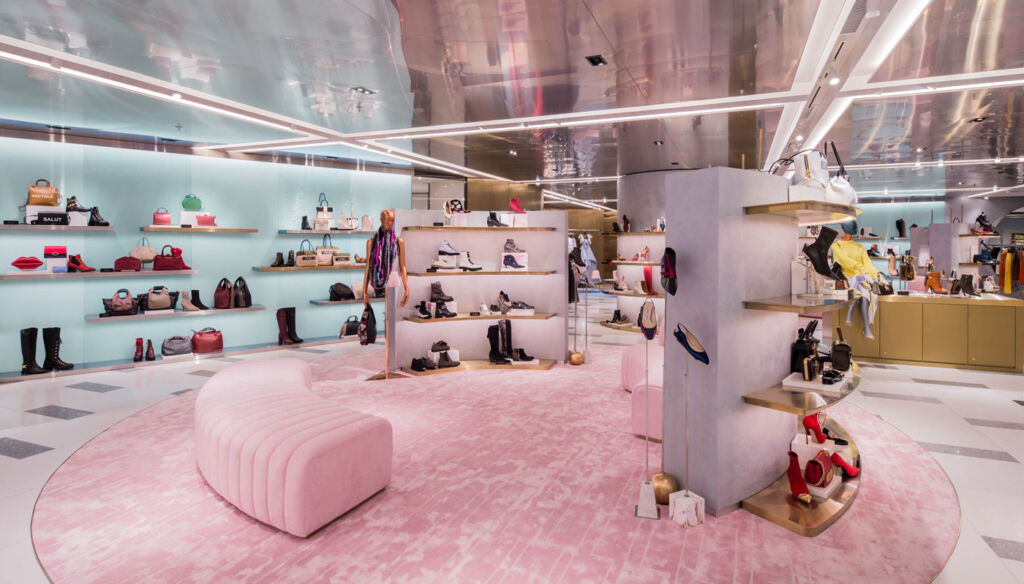Harvey Nichols new Hong Kong Shopping Experience by Studio Four IV 7