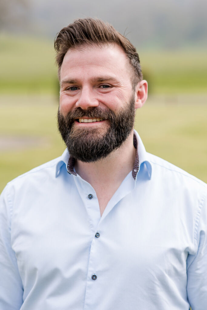 John Tuton, Founder & CEO of Mammoth.