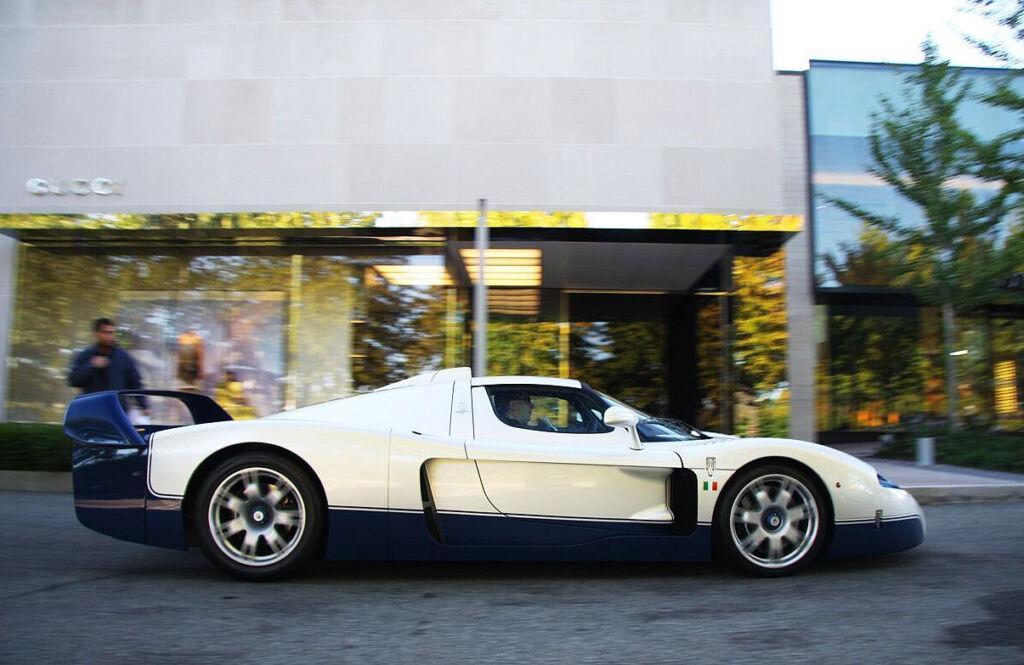 Stephen Halstead (C.O.O of JBR Capital) picks the Maserati MC12 Coupe