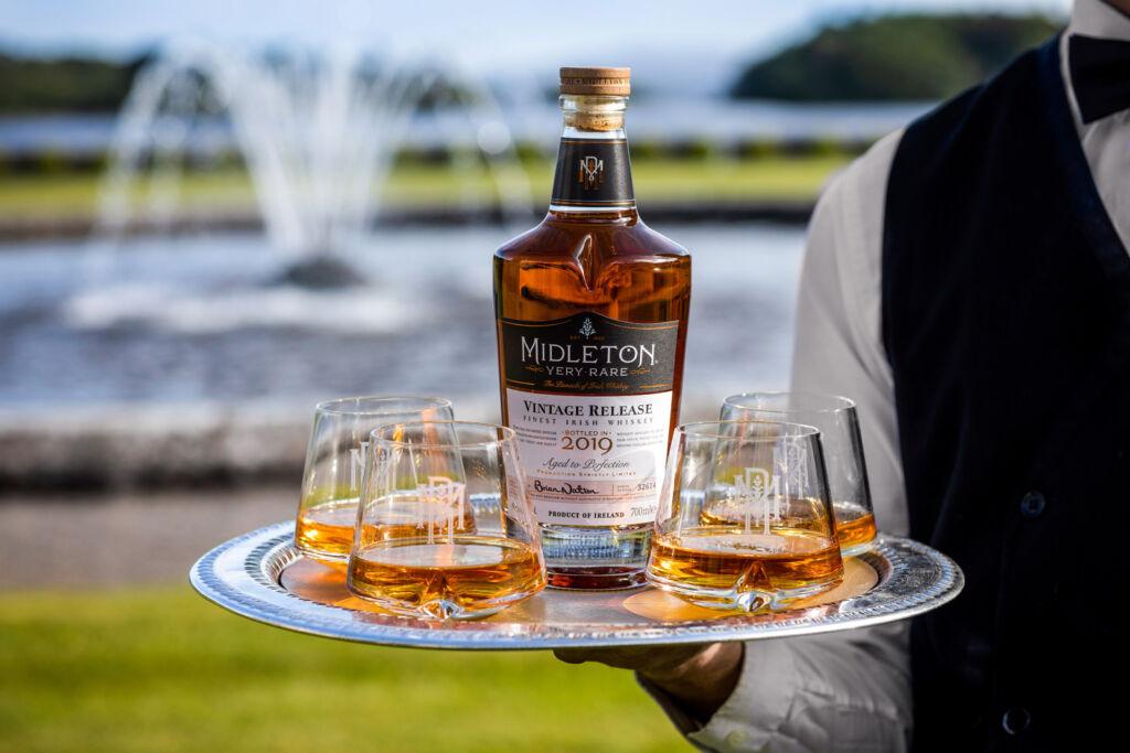 Ireland's Midleton Distillery Unveils Very Rare Vintage Release 2019