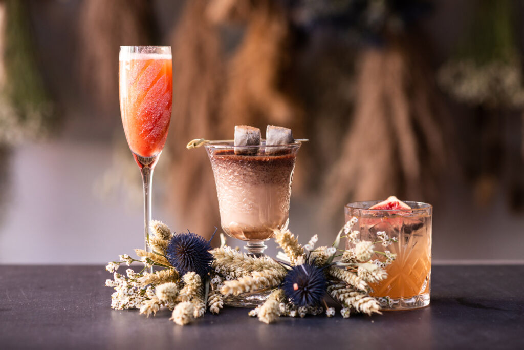 The Wild Cocktail list