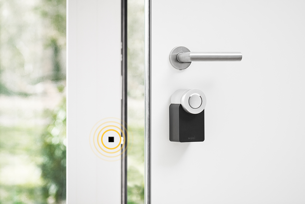 The Nuki Smart Lock Night Mode Gives Extra Peace of Mind Over Winter 6