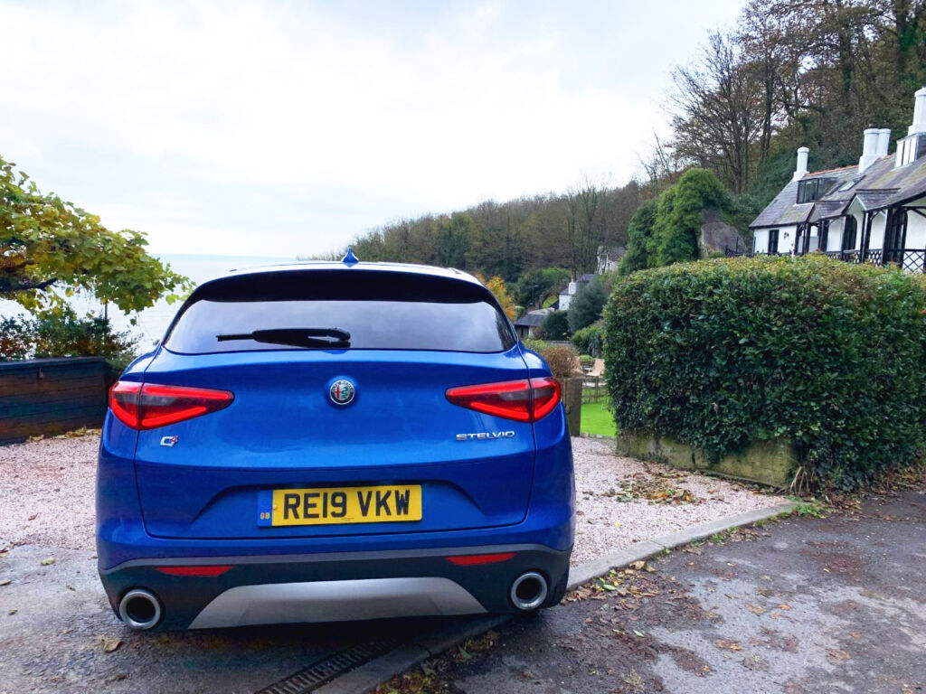 Luxurious Magazine Road Test: The Alfa Romeo Stelvio Milano Edizione 2.0Tb Q4 2
