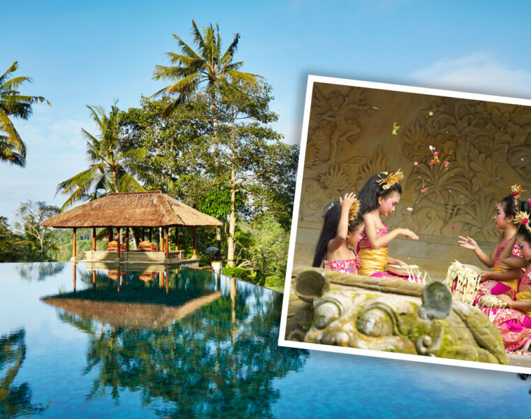 We Experience the Amandari in Bali – Home of the Angels